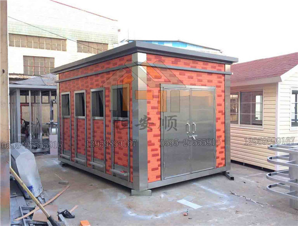 智能垃圾屋的操作使用方法